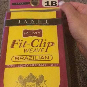 """remy human hair 16"""" hair clip in extensions"""